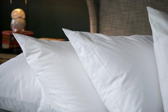 Sentinel: Amenities: Pillow Menu