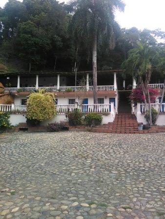 Chuspa, Venezuela: Fachada