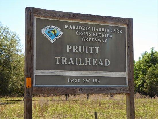 Pruitt Trailhead