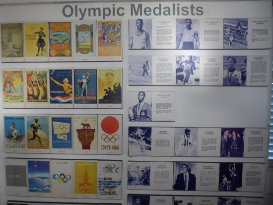 National Museum and Art Gallery: Olympic Medalists from Trinidad