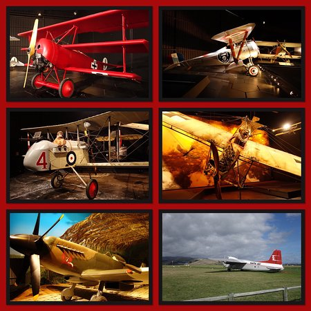 Omaka Aviation Heritage Centre: photo0.jpg