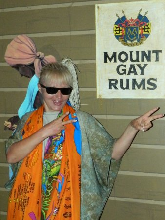 Mount Gay Visitor Centre: MOUNT GAY RUMS