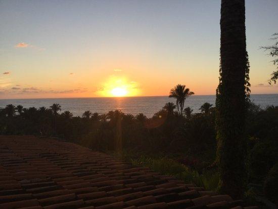 Hacienda de la Costa: The sunset