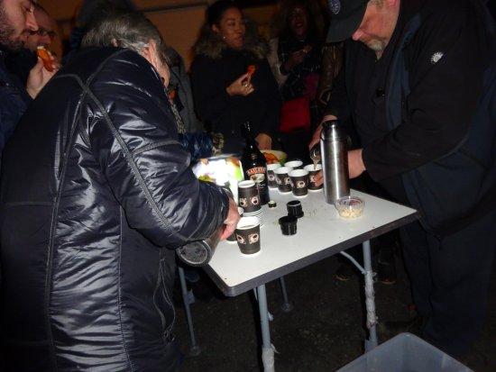 BusTravel Iceland: Shark and hot chocolate
