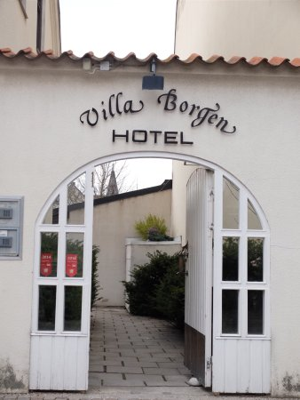 Hotell borgen visby
