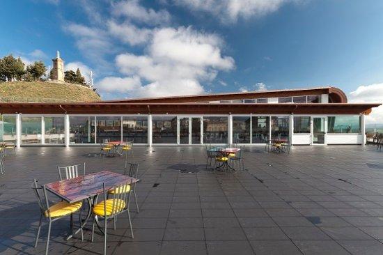 Atessa, Italy: Terrazzo panoramico del Muzajk