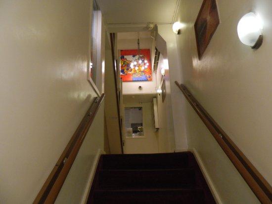 Doria Hotel Amsterdam: entrée