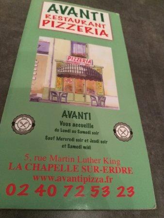 La Chapelle-sur-Erdre, Frankrijk: IMG_20170414_200225_large.jpg