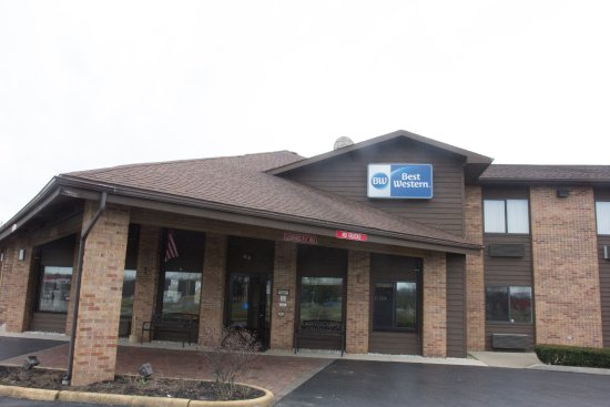 Hebron, OH: Best Western Lakewood Inn