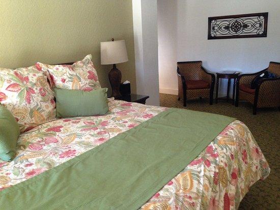 The Hotel Paisano: Room 228