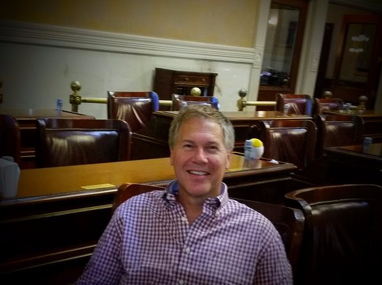 South Carolina State House: Wishing I was able to change some laws!
