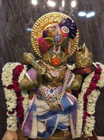 พอนทีแอก, มิชิแกน: Lord Hanuman Sannidhi