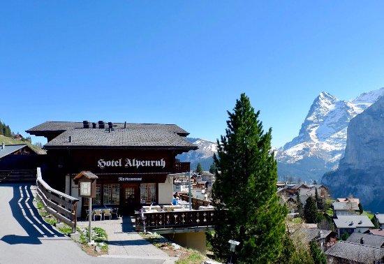 Chalet Hotel Alpenruh