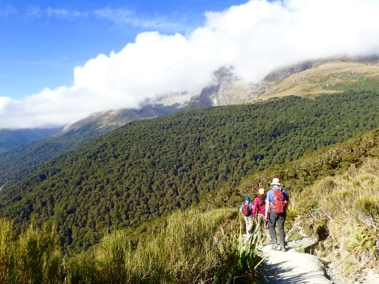 Milford, Nueva Zelanda: Key Summit Track