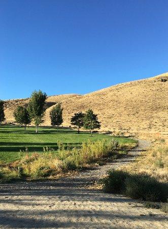 Richland, WA: Starting point of the hike
