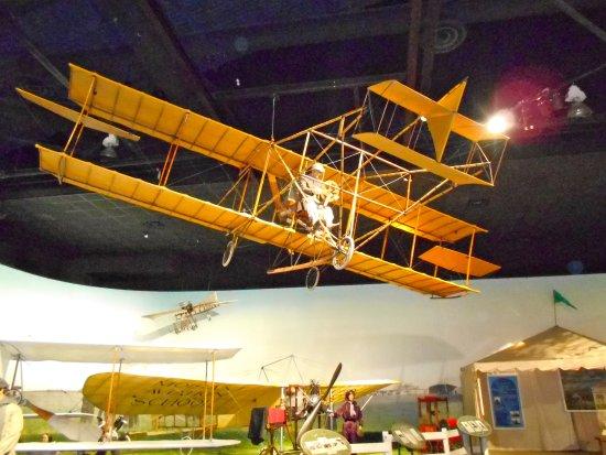 Ticket Desk Picture Of Cradle Of Aviation Museum Garden