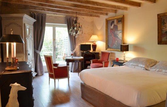 Selles-sur-Cher, ฝรั่งเศส: Chambre Touraine