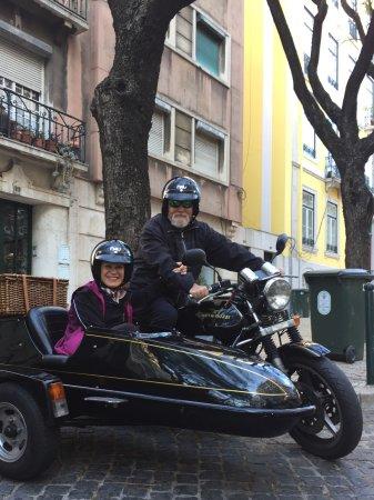 Side Car Touring Lisbon
