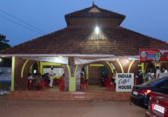 Indian Coffee House, Alappuzha - Mullackal Rd - Restaurant
