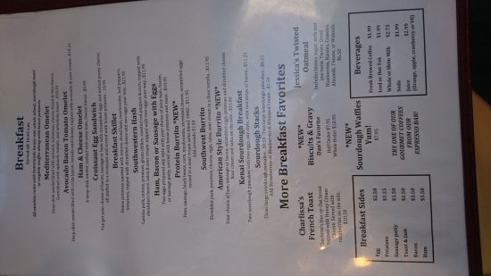 Kenai, AK: Charlott's Restaurant