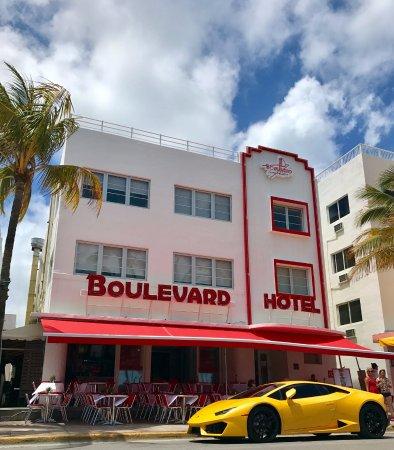 Photo of Boulevard Hotel Ocean Drive Miami Beach