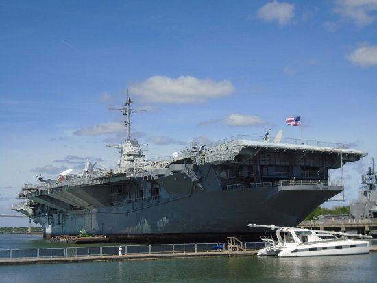 photo0.jpg - Picture of Patriots Point Naval & Maritime ...