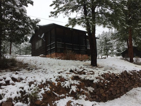 South Platte River Cabins Picture