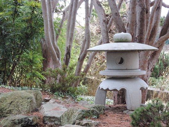 Esquimalt, Canadá: Part of the Japanese Garden.