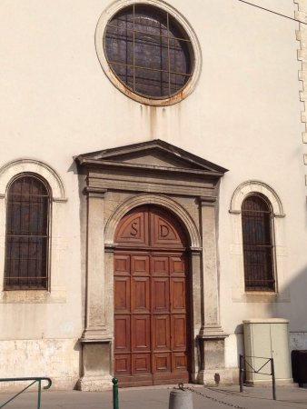 Eglise Saint-Denis-de-la-Croix-Rousse