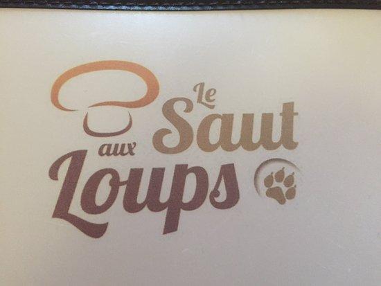 Montsoreau, Francia: Le Saut Aux Loups