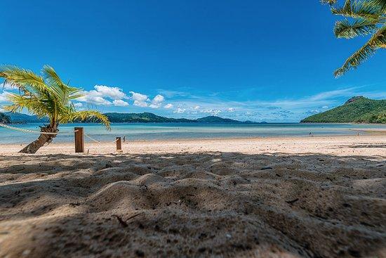 Beach Club: Hotelstrand