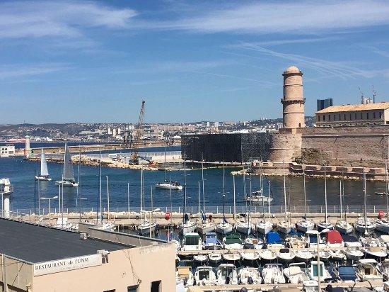 Picture of novotel cafe marseille vieux port marseille tripadvisor - Parking marseille vieux port ...
