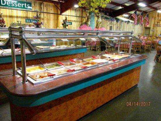 Dickson, TN: Buffet