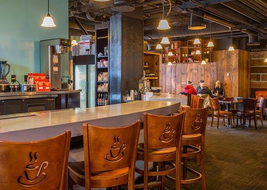 Inxpot Cafe Coffee Bar
