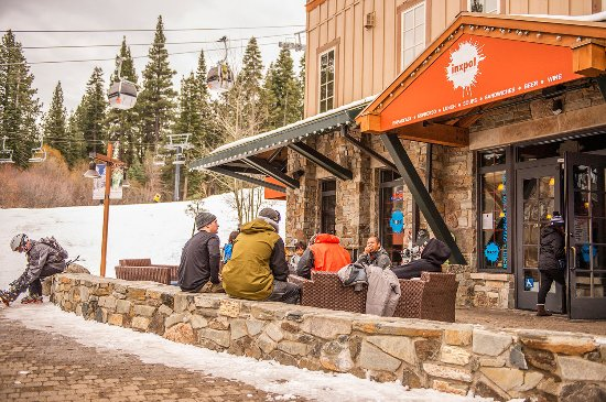 Truckee, CA: Located at the base of Northstar