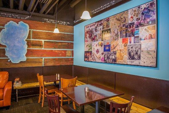 Inxpot Cafe Dining Room