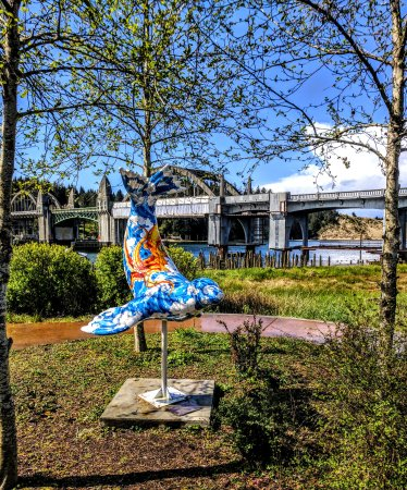 Siuslaw River Bridge: Tour America Jo Murray Facebook