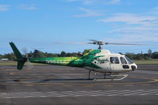 Safari Helicopter Tours Hilo Reviews