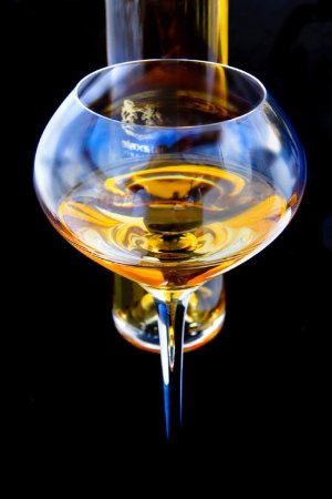 Flen, Σουηδία: Vidal ice wine 2009  gold at the International wine masters challenge 2012