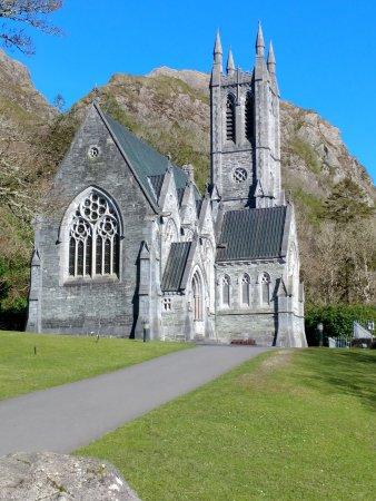 Kylemore, Ireland: Gothic Church