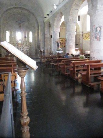 Chiesa dei Santi Pietro, Lorenzo e Colombano