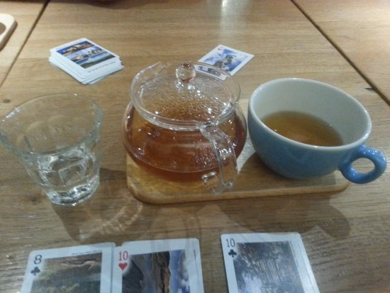 Origo Coffee Leaves Tea