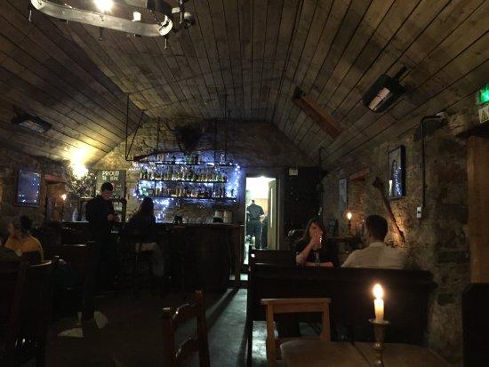 Appin, UK: Dark and cosy!