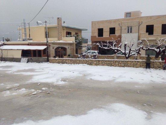 Stavromenos, Grecja: Πετρόμυλος Ψητοπωλειο