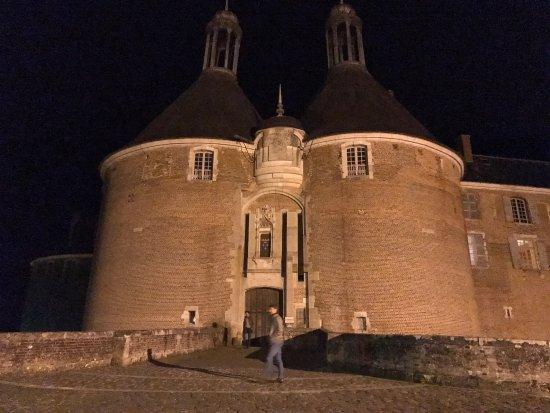 Saint-Fargeau, Francia: photo1.jpg