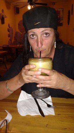 Wickenburg, AZ: Restaurant around the corner, only pics i took