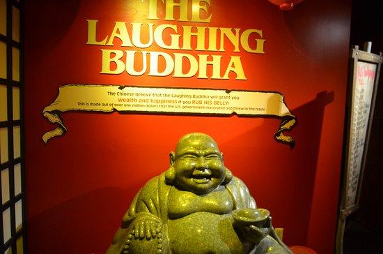 Ripley's Believe It or Not!: Million dollar Buddha