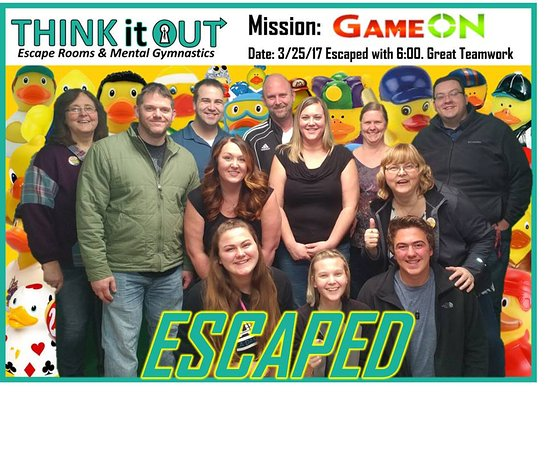 Think It Out Escape Rooms Fraser 2018 All You Need To