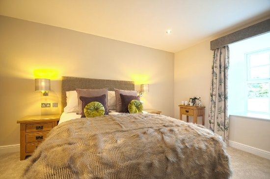 Lowick, UK: Alnwick Room