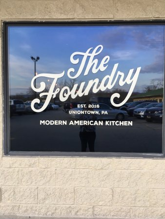 Uniontown, PA: The Foundry